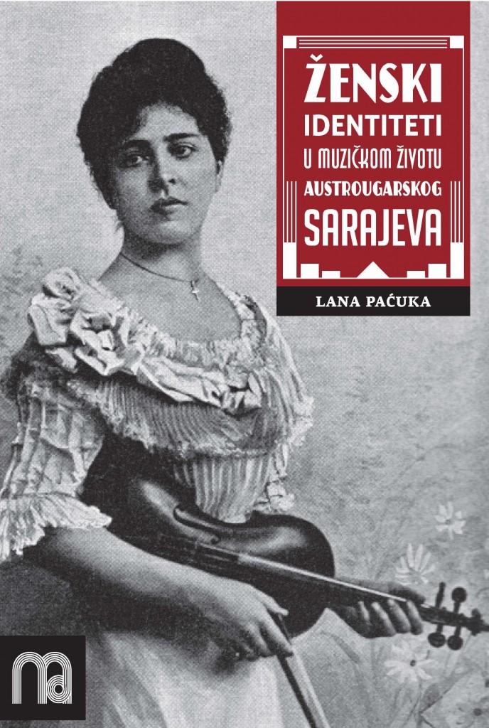 Zenski identiteti, naslovnica, Sandro Drinovac