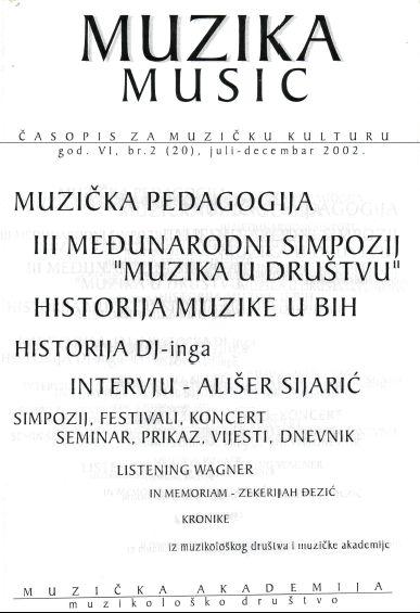 Muzika 20