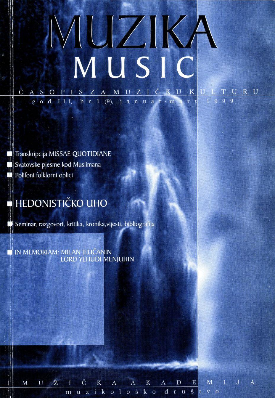 Muzika 9