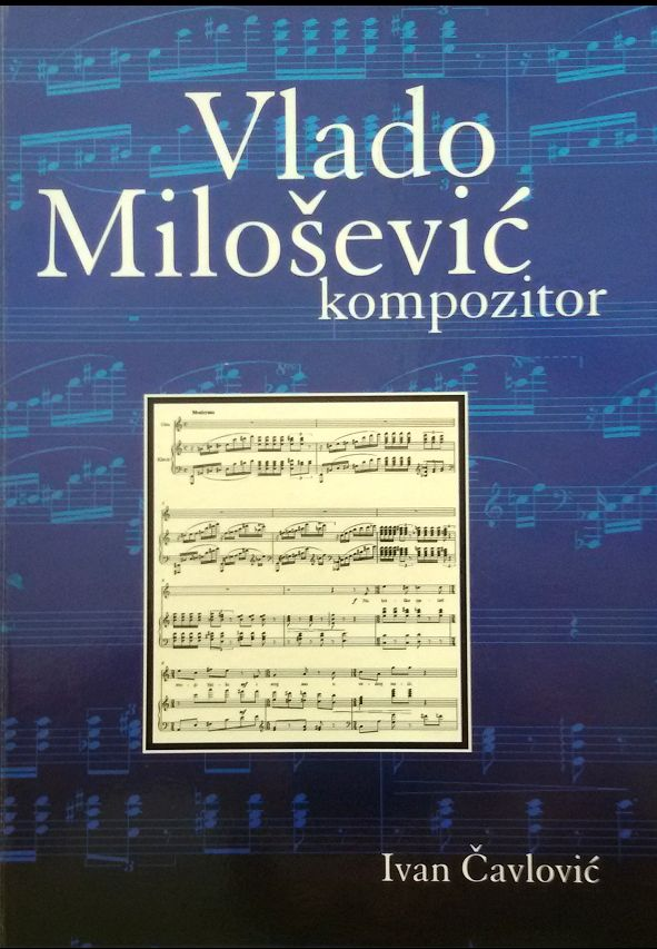 Knjiga Vlado Milosevic
