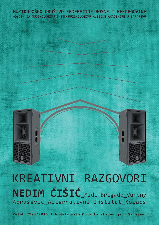 Kreativni razgovor N. Cisic
